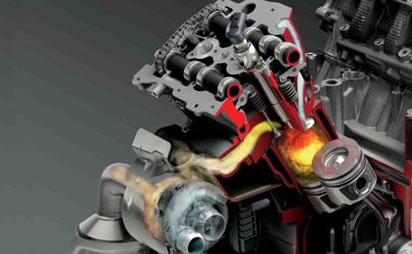 diesel engine firing