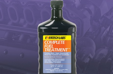 complete fuel treatment